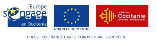 Logo Europe Feder Région